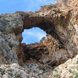 מערת קשת - Keshet Cave