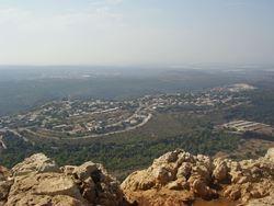 תצפית מלמעלה - View from above