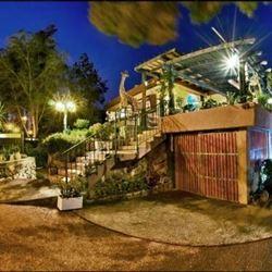צימר נוף למדבר - חצר - Nof LaMidbar Zimmer - Courtyard