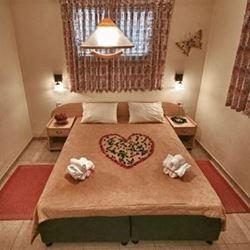 צימר נוף למדבר - חדר שינה - Nof LaMidbar Zimmer - Bedroom
