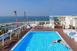 מלון לאונרדו ארט - בריכה - Leonardo Art Hotel - Pool