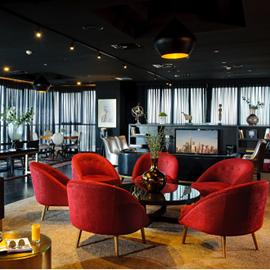 מלון לאונרדו בוטיק - טרקלין - Leonardo Boutique Hotel - Lounge