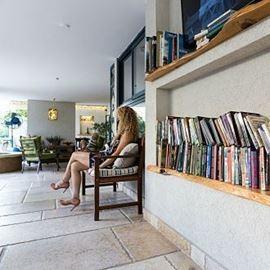 לובי - מלון ארבל - Lobby - Arbel Hotel