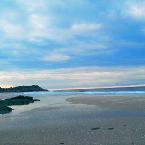 חוף פלמחים - Palmahim Beach