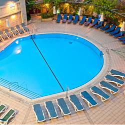 בריכת מלון לאונרדו ירושלים - Hotel Pool Leonardo Jerusalem