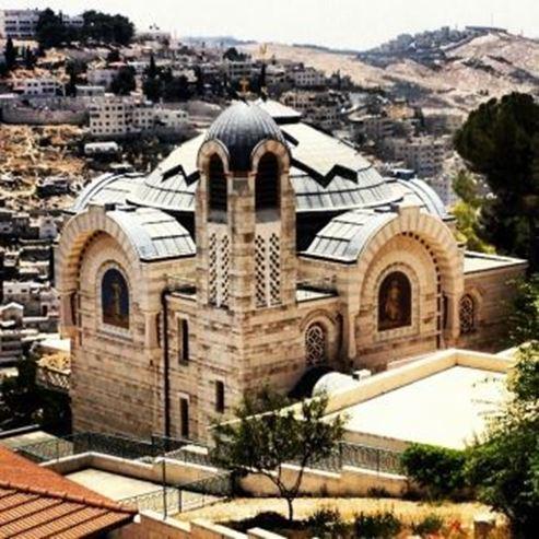 כנסיית סנט פטרוס אין גָליקַנטוּ - St. Peter's Church in Gallicanto
