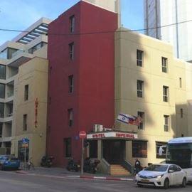 מלון אימפריאל - חזית - Imperial Hotel - Front
