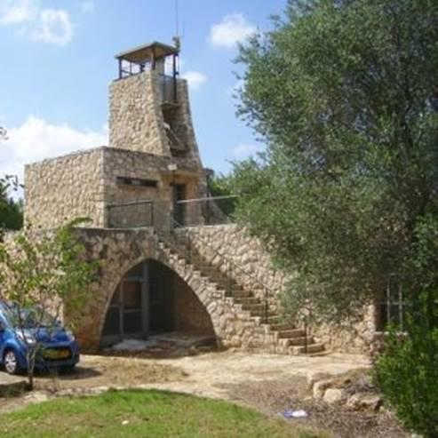 מצפה יודפת - Yodfat Observatory