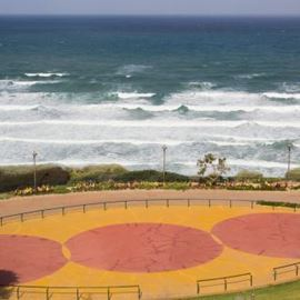 מלון גינות ים - מבט אל החוף - Ginot Yam Hotel - Beach View