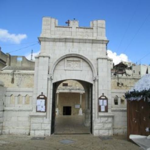 שער הכניסה - The entrance gate