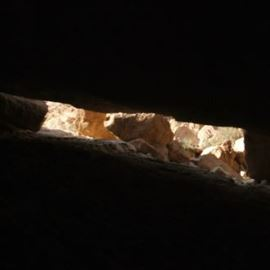 מערת נחל נקרות - Nahal Nekarot Cave