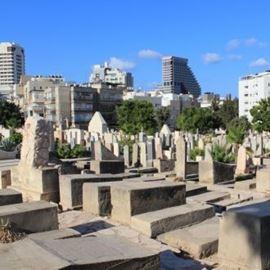 בית הקברות טרומפלדור - Trumpeldor Cemetery