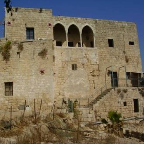 מבצר שוני - Shuni Fortress