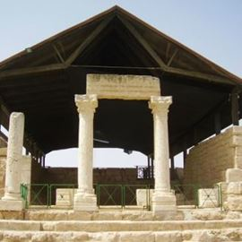 בית כנסת בסוסיא - Synagogue in Susya