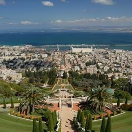 מבט מהטיילת - View from Promenade