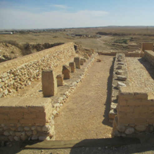 בית מחסנים בתל באר שבע - Warehouses in Tel Be'er Sheva