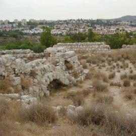 תל בית שמש - Tel Beit Shemesh