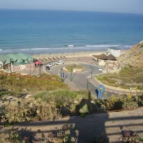 חוף הארגמן בנתניה - Argaman Netanya Beach