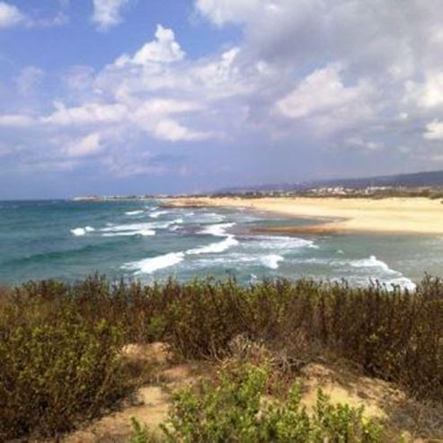 חוף נווה ים - Neve Yam Beach
