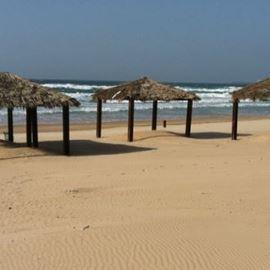 חוף אורנים - Oranim Beach