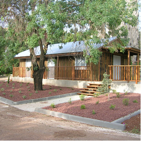 צריף בן צבי  - Ben Tzvi Barracks