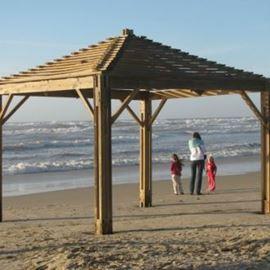 חוף פולג - Poleg Beach