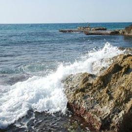 חוף ראש הנקרה - Rosh HaNikra Beach