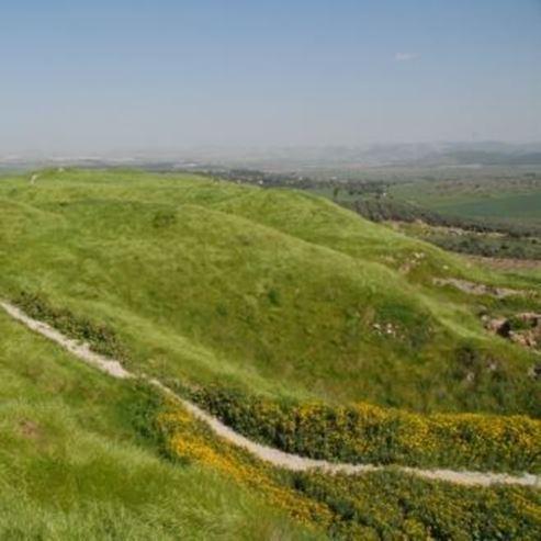תל גזר - Tel Gezer
