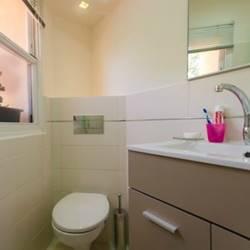 צימר ביובלים - שירותים - Zimmer at Yuvalim - Bathroom