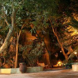 """מדרשת """"ביחד"""", ירוחם - גינה - Midreshet """"Together"""", Yeruham - Courtyard"""