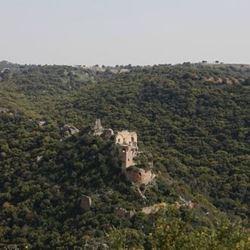 תצפית מהפארק - מבצר המונפורט - View from the park - Monfort Fortress