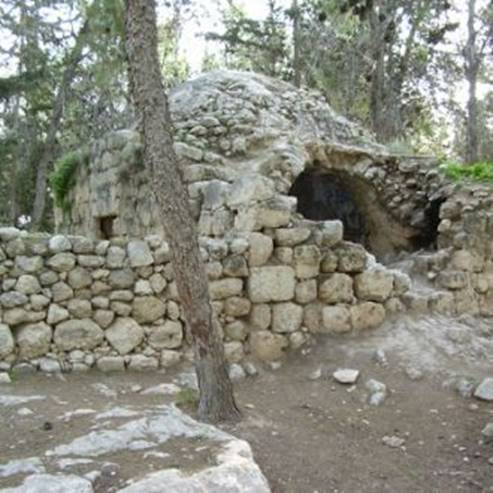 חורבת הגרדי יער שמן-נאות קדומים - Horbat HaGradi The Shemen Forest - Neot Kedumim
