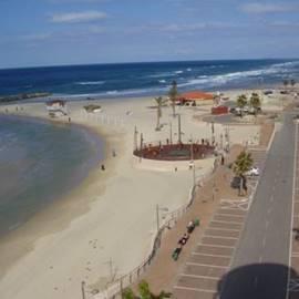 חוף סינורית בנתניה - Sinorit Netanya Beach