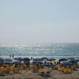 חוף פרישמן - Frishman Beach