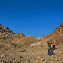 מסלול הליכה בהר צפחות