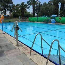 בריכה באכסניית עין צורים - Ein Tzurim Hostel Pool