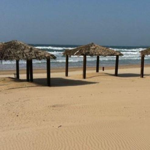 חוף מי עמי - Mei Ami Beach