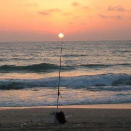 חוף ניצנים - Nitzanim Beach