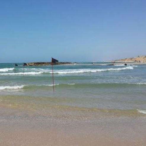 חוף זיקים - Zikim Beach