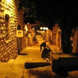 רחוב חוצות היוצר - Hotzot HaYotzer Street