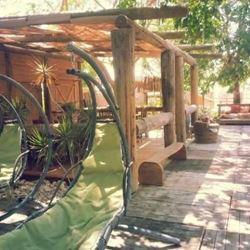 המערב הרגוע - בקתה מבחוץ - HaMaarav HaRagua - Outdoor Hut