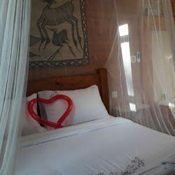 המערב הרגוע - חדר שינה זוגי - HaMaarav HaRagua - Double Bedroom
