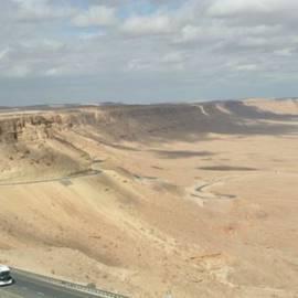 מכתש רמון - Ramon Crater