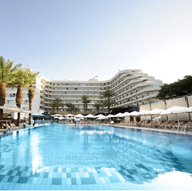 בריכת מלון נפטון - Hotel Neptune Pool
