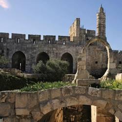 מתחם מגדל דוד