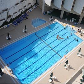 מלון רימונים - בריכה - Rimonim Hotel - Pool