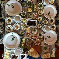 אודם הבר - ארוחת בוקר - Odem HaBar - Breakfast