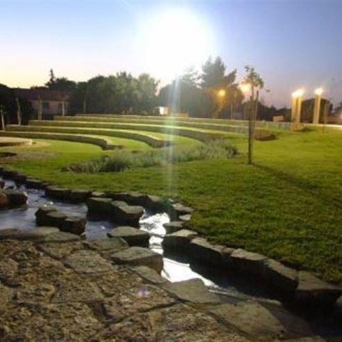 גן אכסניית קשת יהונתן - The Keshet Yehonatan Hostel Garden