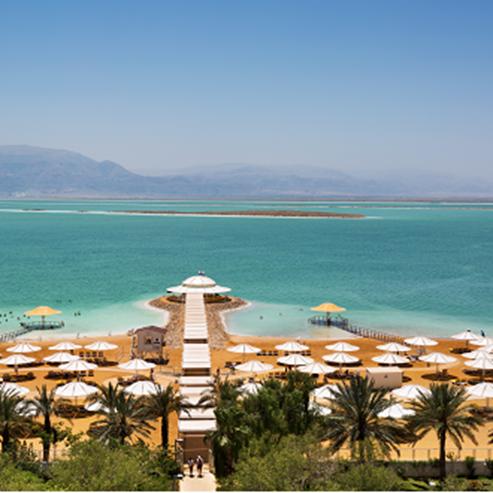 מלון לוט - נוף  לים המלח - Lot Hotel - Dead sea view
