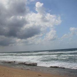 חוף תל ברוך - Tel Baruch Beach